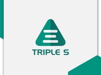 Triple S Logo Design for Branding/ Client