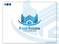 REAL ESTATE LOGO DESIGN / HOME LOGO