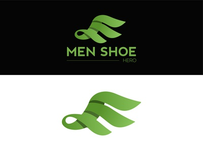 Men Shoe Logo Design