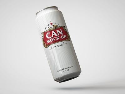 Crowler Beer Can Mock Up | Soda Can beer beer can design craft brewery craft beer packaging mockup can soda can beer can crowler beer can branding identity design packaging mockup mock-up