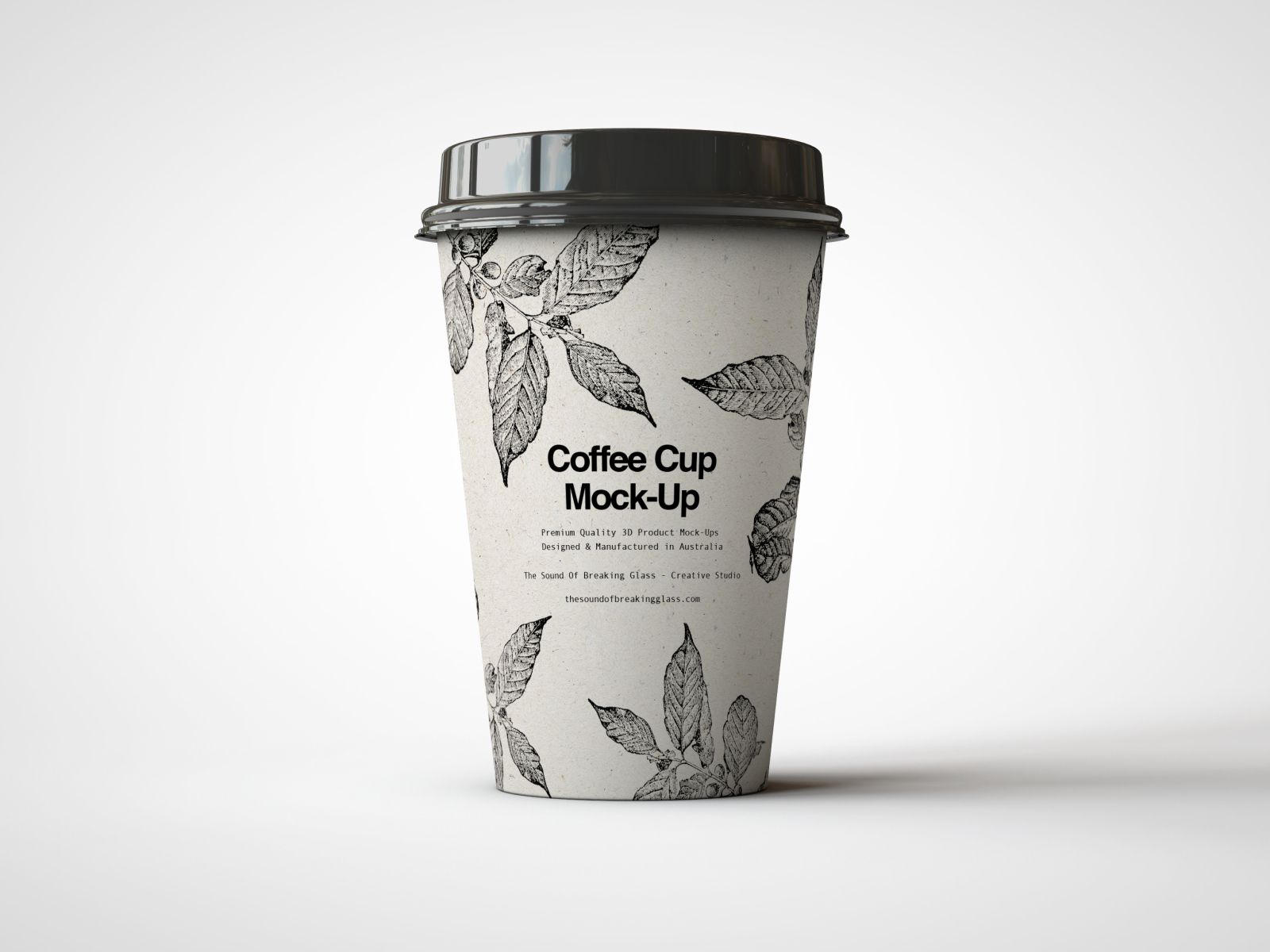 Simple Coffee Cup Mockup | Paper coffee cup, Coffee cup