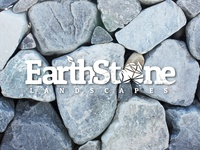 EarthStone Landscapes - Custom Logo Design