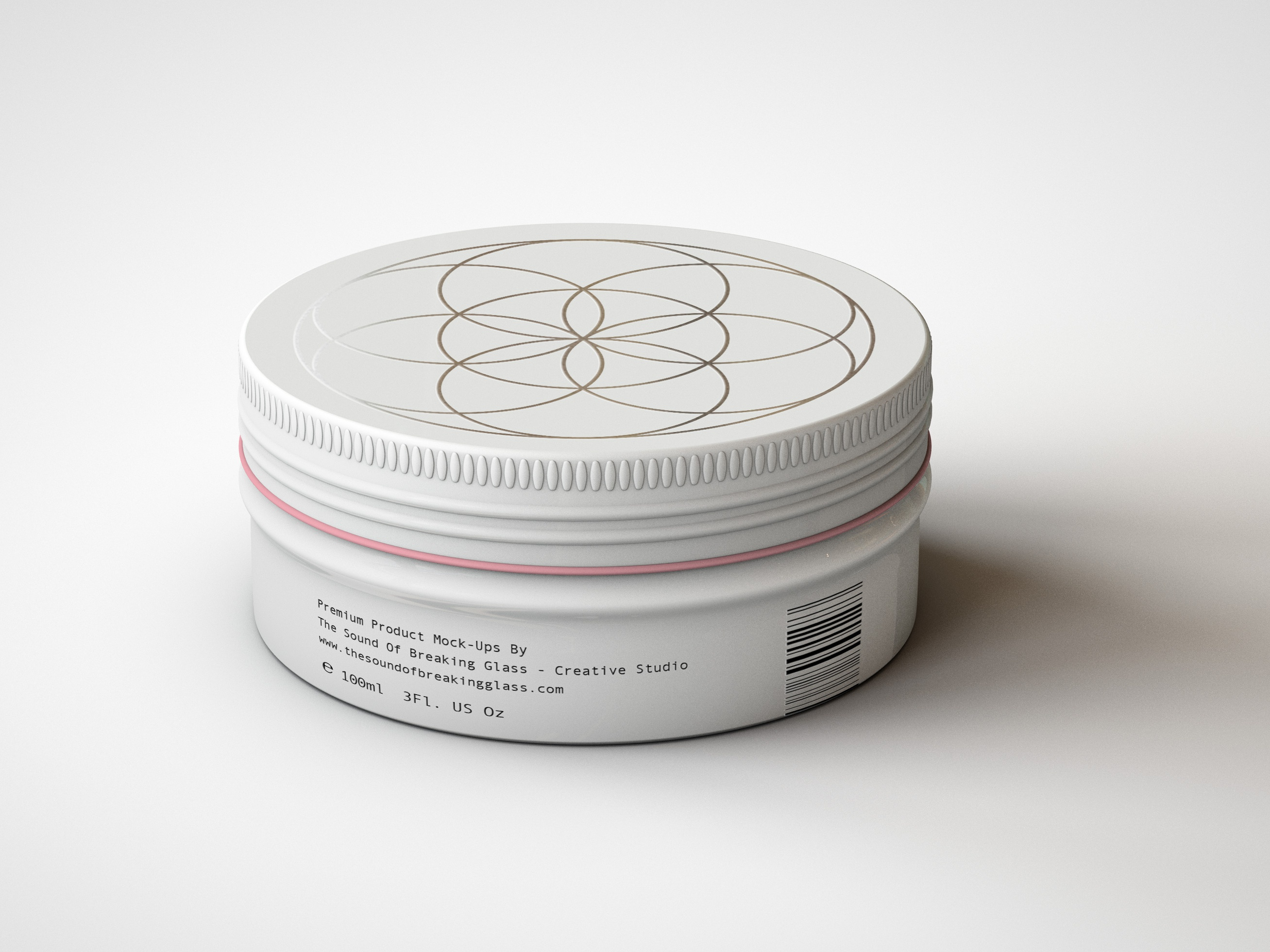 Round tin container mock up white v1 p band 7