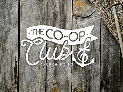 The Co-Op Club - Logo Design