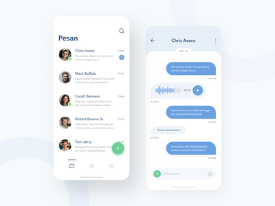 Chat App uxui uidesign ui  ux ux ui chatting chat bot chat app chat