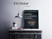 Poster for ESI Global Australia