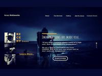 Krazy Mediaworks WebUI