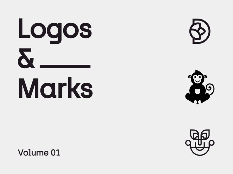 Logos & Marks 2020 - Vol. 01 branding logoset logo folio logo collection logodesign logotype animal logo identity typography logomark marks logos logo logofolio