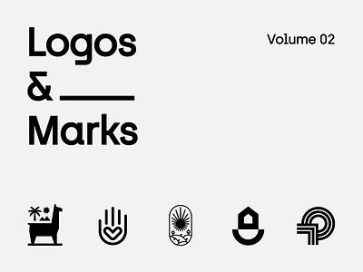 Logos & Marks 2020 - Vol. 02 design logodesign illustration typography identity minimal monogram symbol logomark logotype branding logo collection marks logo logos logos and marks logofolio