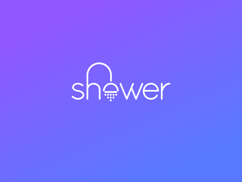 Shower logo