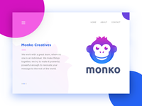 Monko UI Design