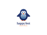 Happy Feet Logo