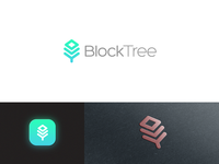BlockTree Logo