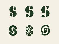 S Monogram Exploration