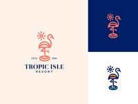 Tropic Isle Logo