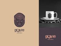 Deja Vu Cafe & Bistro Logo