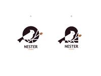 Nester Homes Logo /  Hobby Project