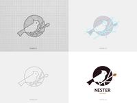 Nester Homes Logo Construction