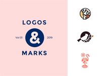 Logofolio Vol. 01 - 2019