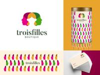 Troisfilles Logo
