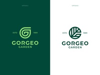 Gorgeo Garden Logo Explorations