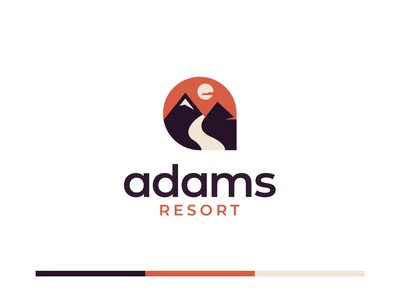 Logo for Adams Resort