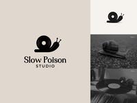 Slow Poison Studio Logo