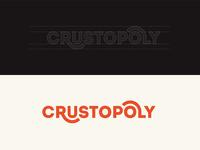 Crustopoly Typography