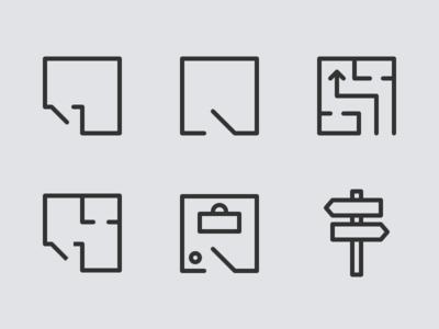 Stuck with this 'indoor wayfinding' icon