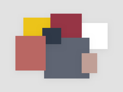 Color palette from corn gold tips shuttle gray oxford blue mercury quicksand matrix stiletto