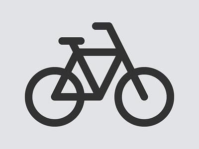 Bike icon icon bike