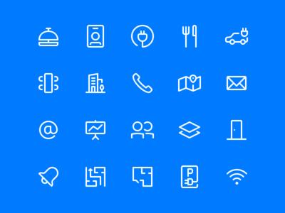 Office App Icon Set