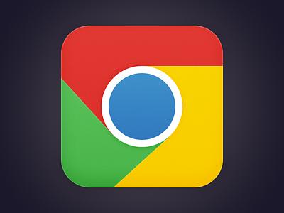 Chrome Icon - Rebound #12 google chrome icon ios