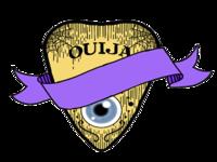 Creepy Ouija Planchette