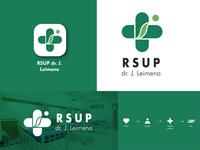 RSUP dr J Leimena - Brand Identity