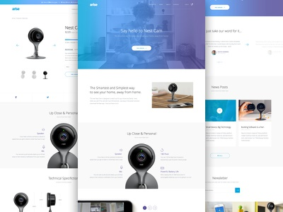 Launch - Single product theme shopify e-commerce theme shop ui single product