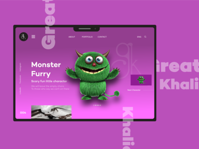 Monster Furry