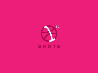 Debuts Logo First Shots in Dribbble