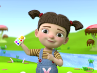 Animal names Animation for kids