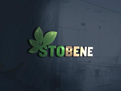 STOBENE Logo Design