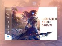 Daily Interface 12 - 30: Horizon Zero Dawn