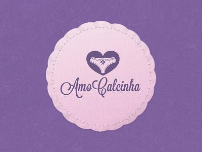AmoCalcinha - Logo