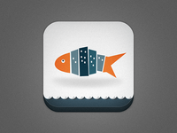 Peixe Urbano - Iphone App Icon