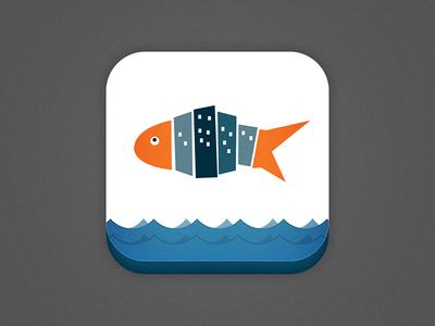 Peixe Urbano Iphone - Icon