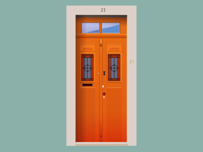 Door nº 21
