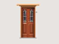 Door nº208