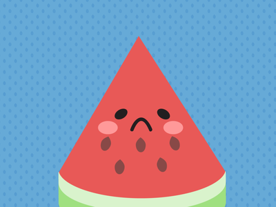 Watermeloncholy
