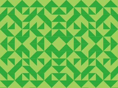 lusty girlhood pattern green