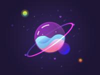 Glass Planet
