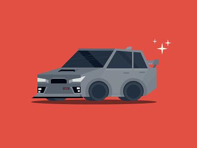 Subaru Sti Magic flat sti wrx subaru